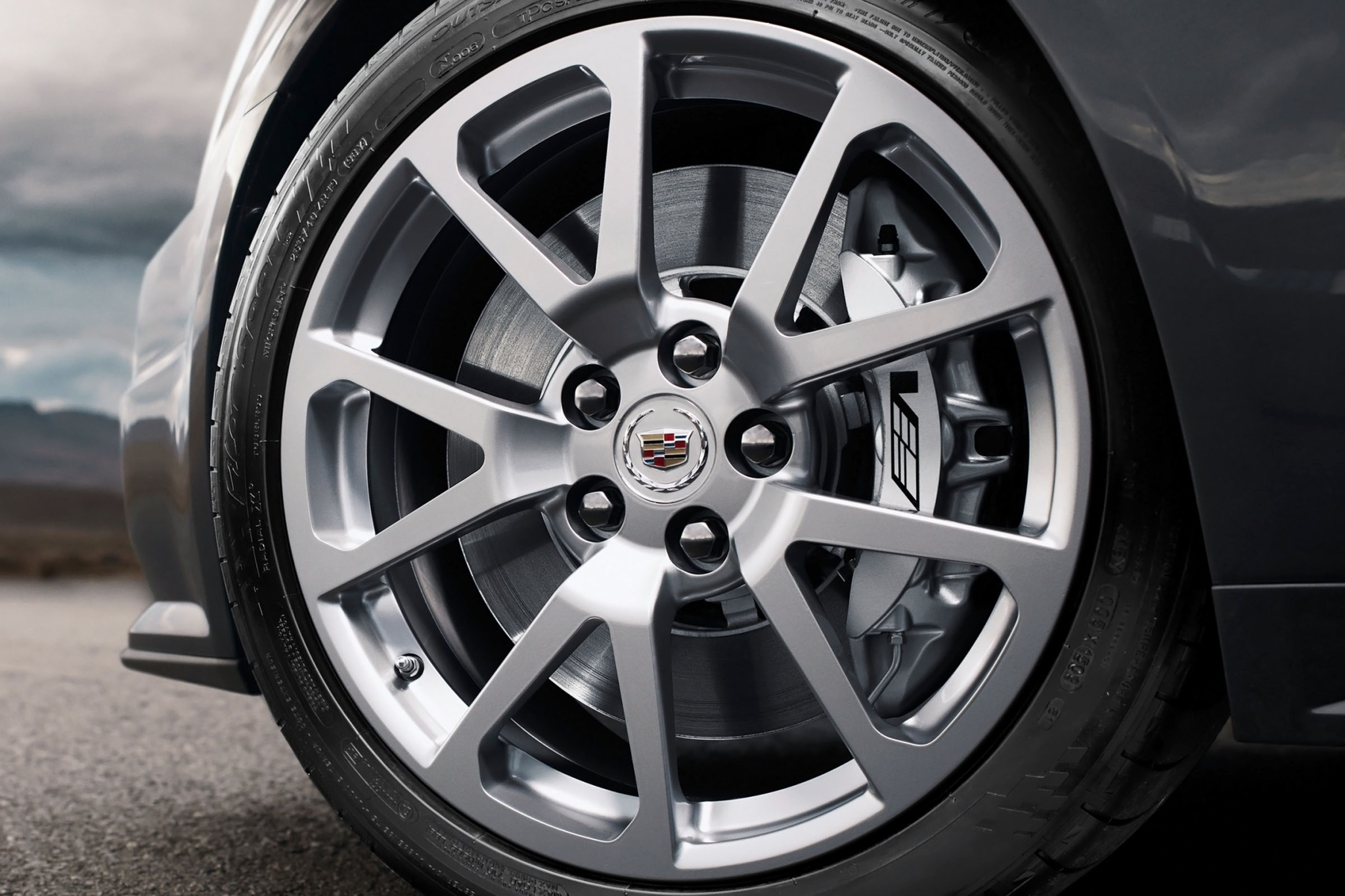 2012 Cadillac CTS-V Coupe exterior #8