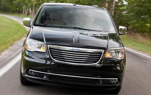 2012 Chrysler Town and Co exterior #7