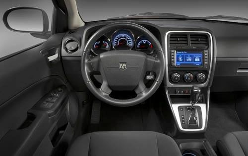 2012 Dodge Caliber SXT Ce interior #6