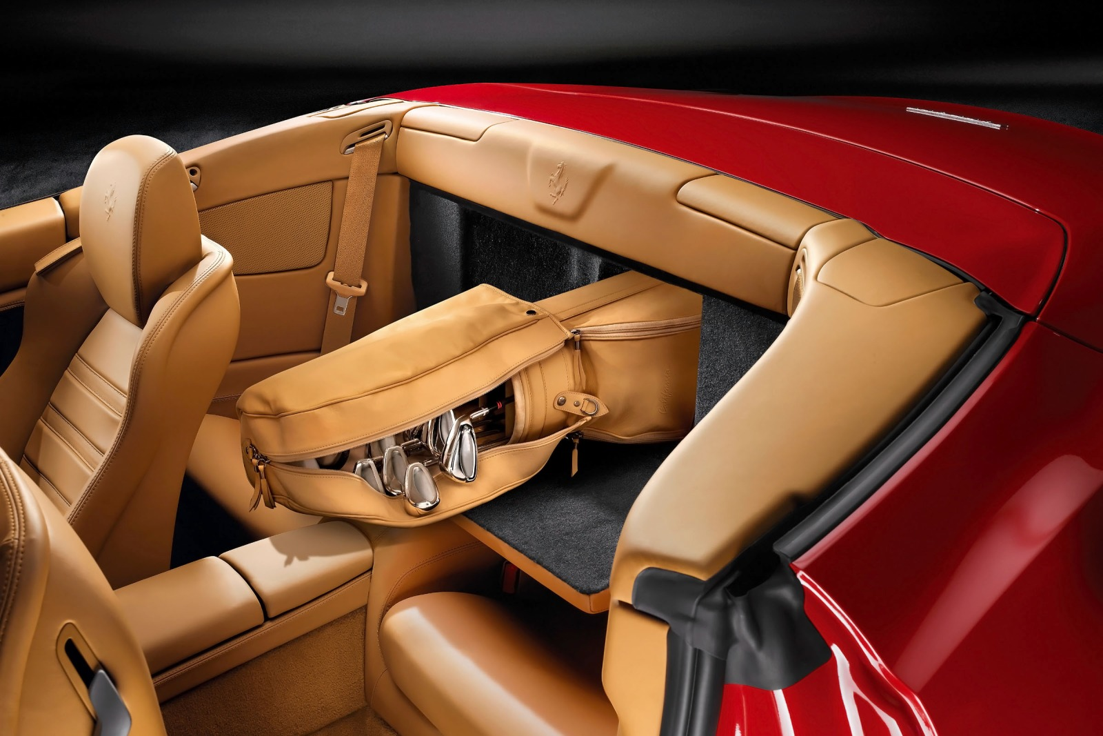 2012 Ferrari California C interior #9