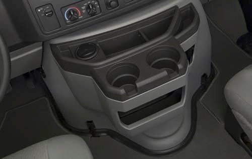 2012 Ford E-Series Van Ce interior #6