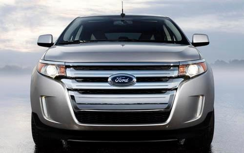 2012 Ford Edge Instrument interior #6