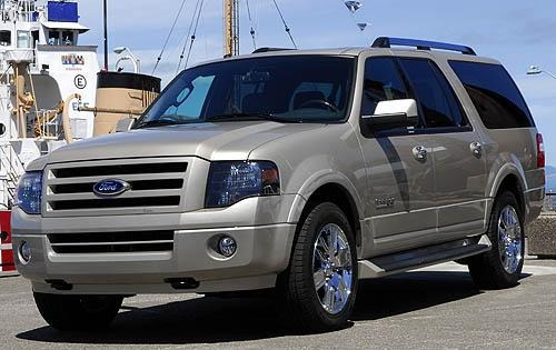 2012 Ford Expedition Limi interior #9