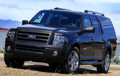 2012 Ford Expedition Limi interior #8