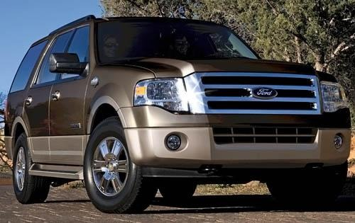 2012 Ford Expedition Limi interior #3