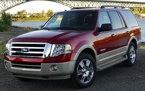 2012 Ford Expedition Limi interior #2