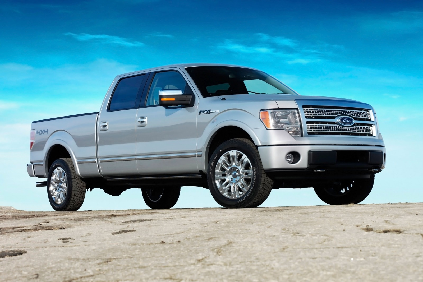 2012 Ford F-150 XL Regula exterior #7