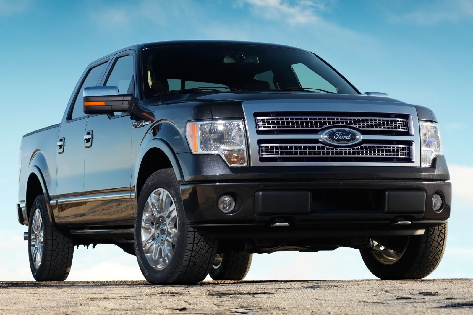 2012 Ford F-150 XL Regula exterior #8