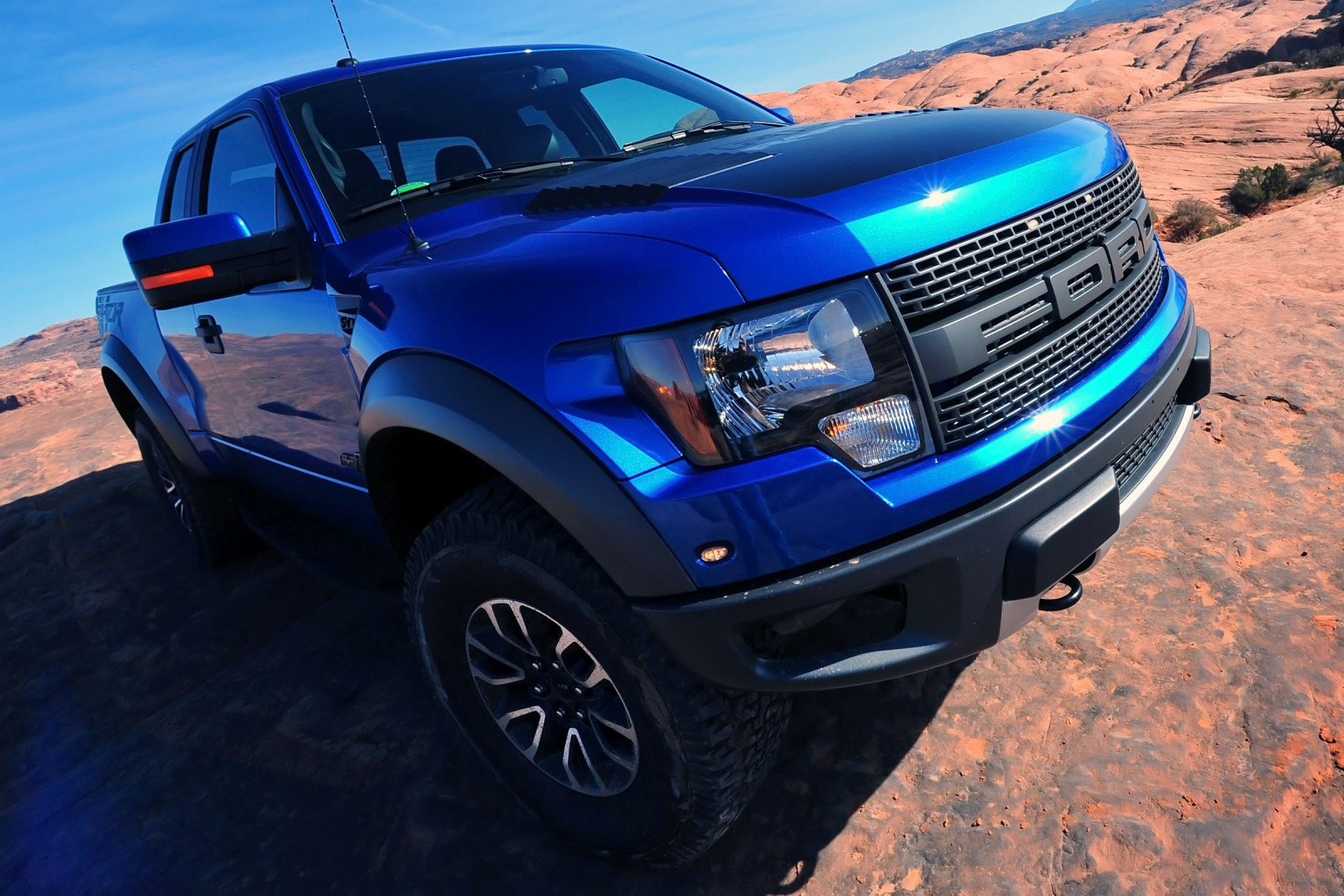 2012 Ford F-150 XL Regula exterior #2