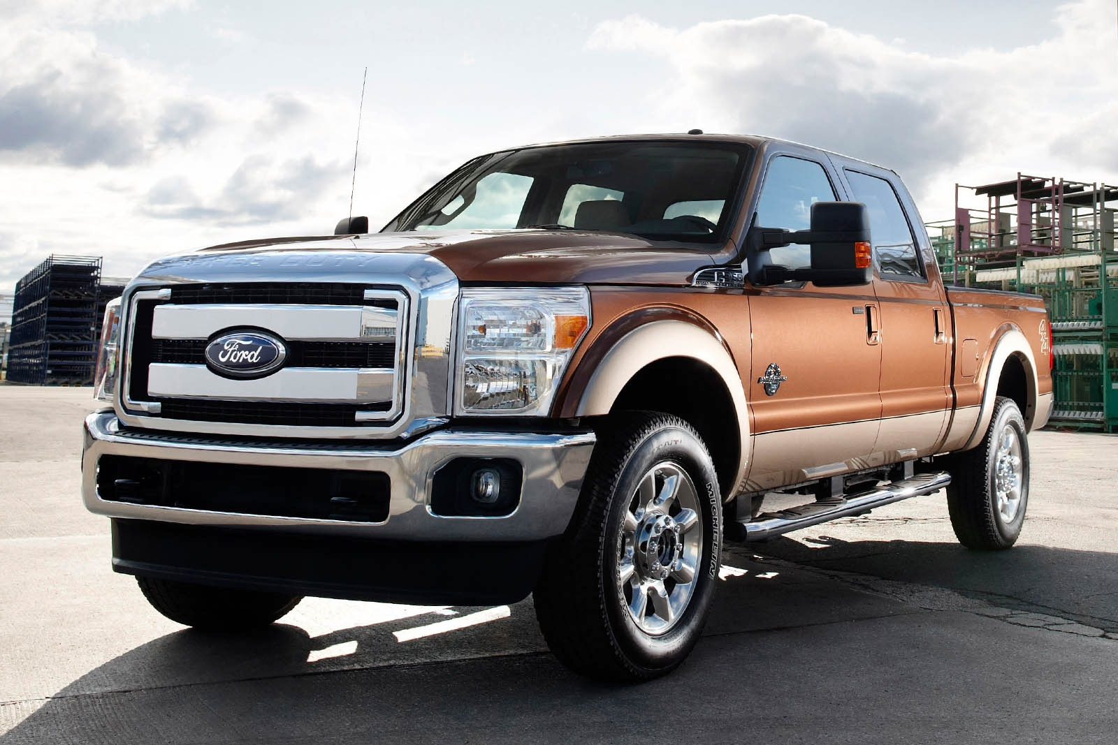 2012 Ford F-250 Super Dut exterior #4