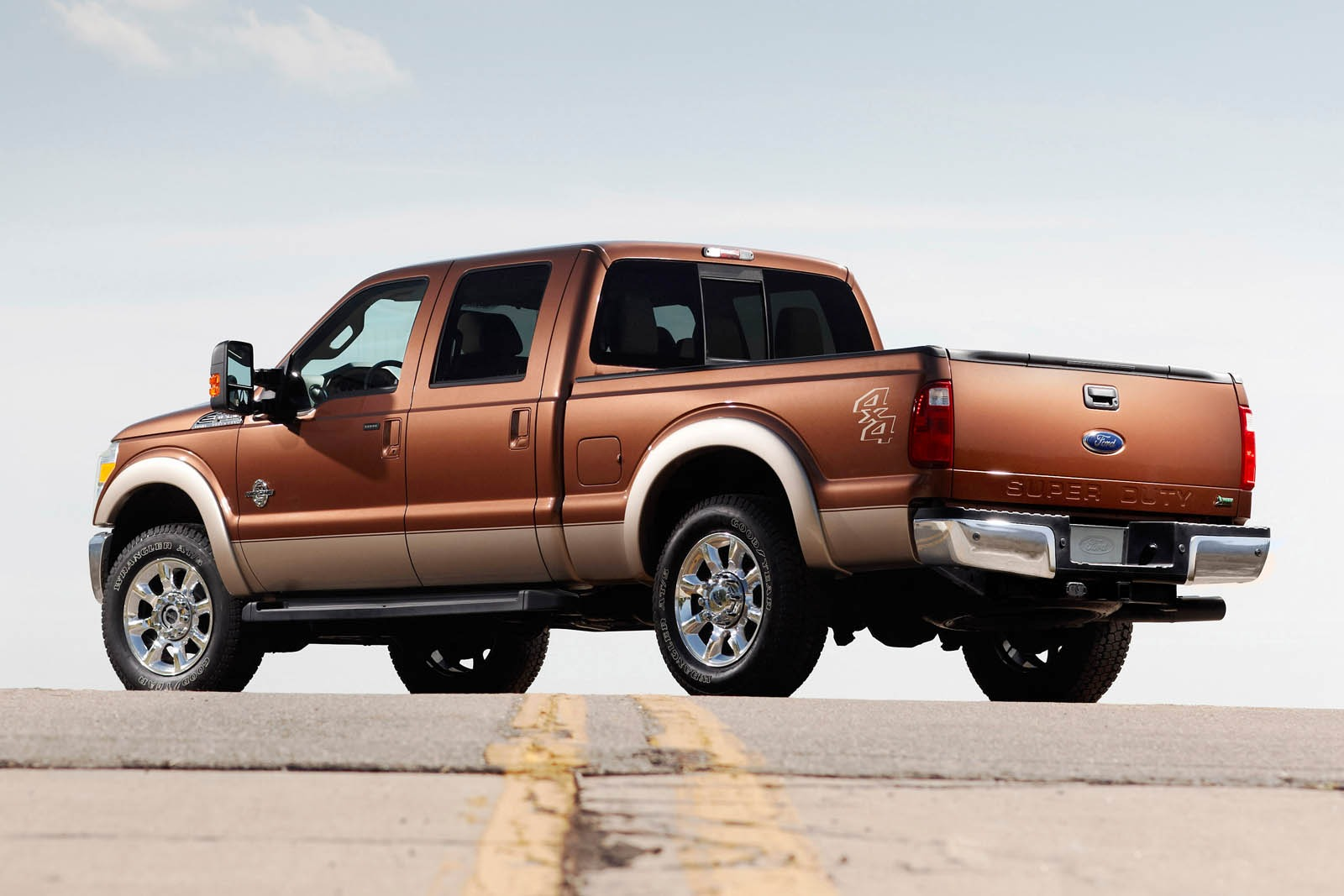2012 Ford F-250 Super Dut exterior #8