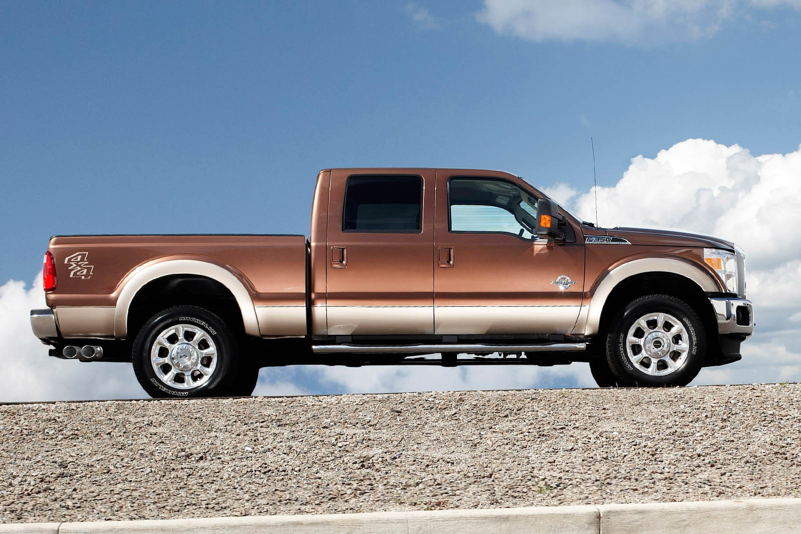 2012 Ford F-250 Super Dut exterior #6