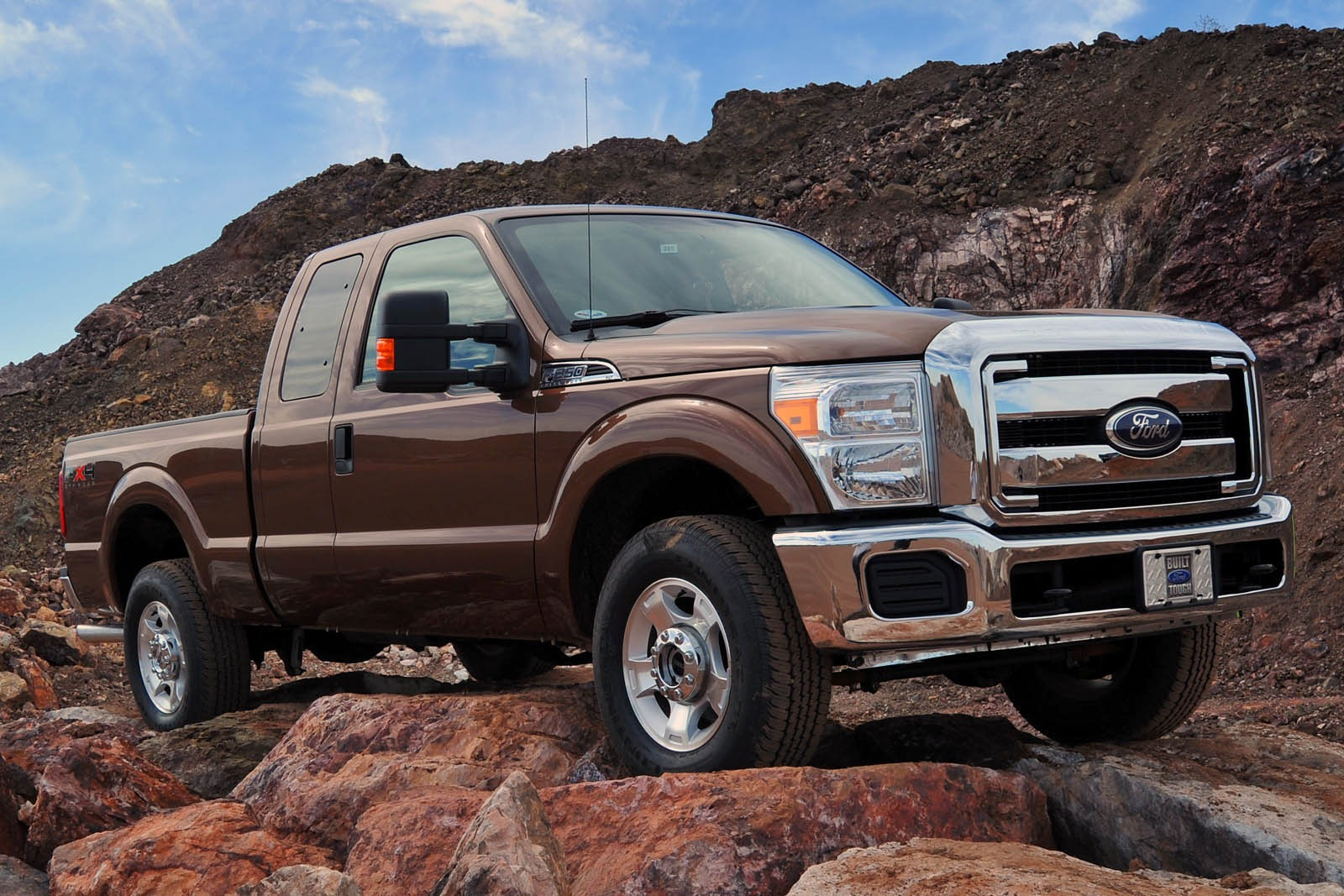 2012 Ford F-250 Super Dut exterior #2