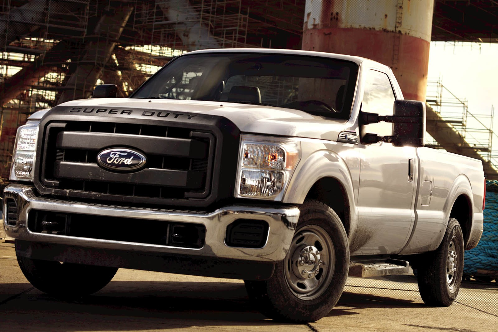 2012 Ford F-250 Super Dut exterior #5