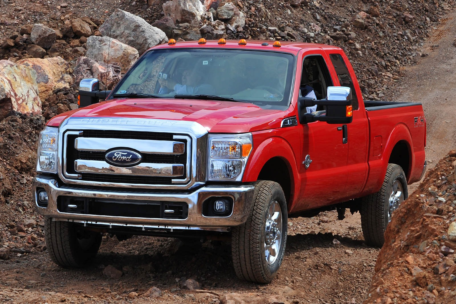 2012 Ford F-250 Super Dut exterior #3