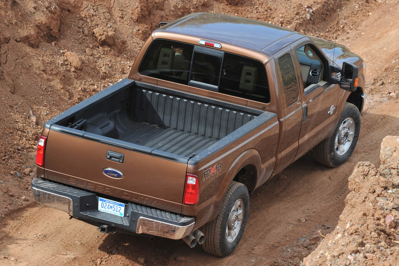 2012 Ford F-250 Super Dut exterior #9