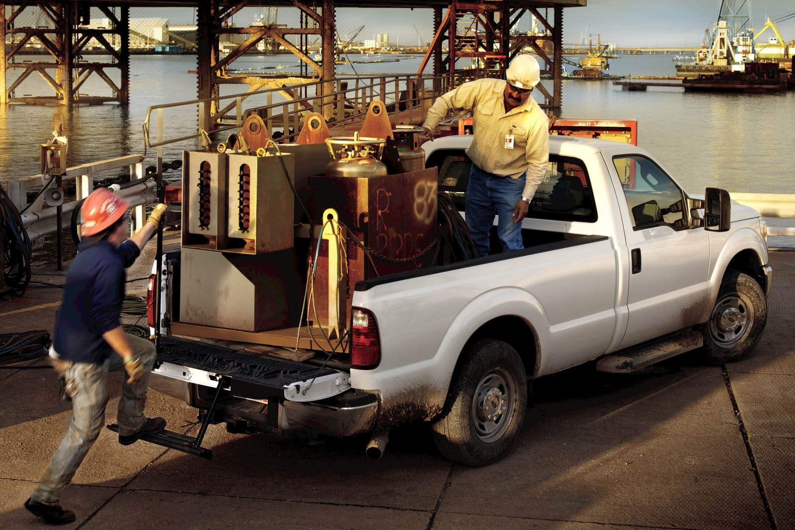 2012 Ford F-250 Super Dut exterior #7