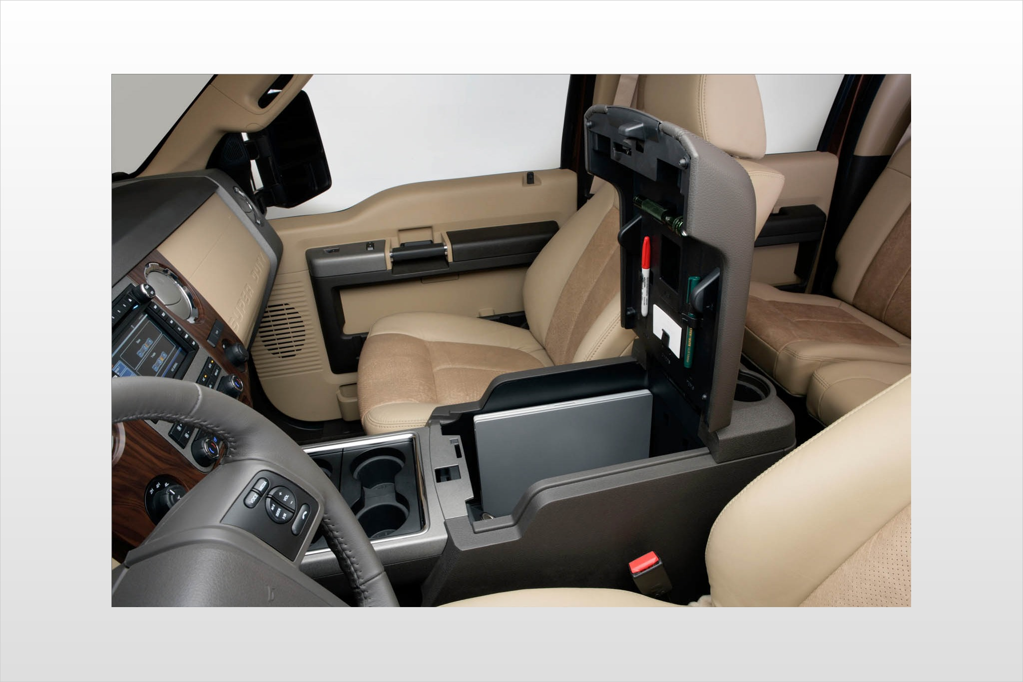 2012 Ford F-450 Super Dut interior #5