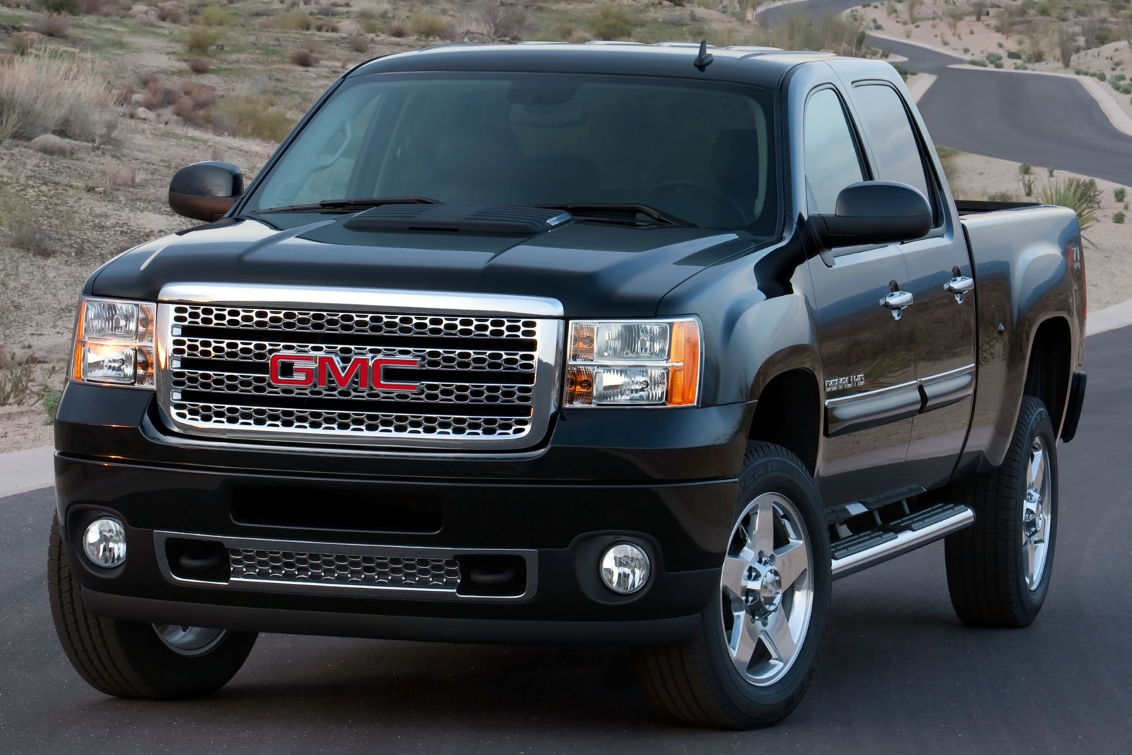 2014 gmc sierra 2500hd image 2. Black Bedroom Furniture Sets. Home Design Ideas