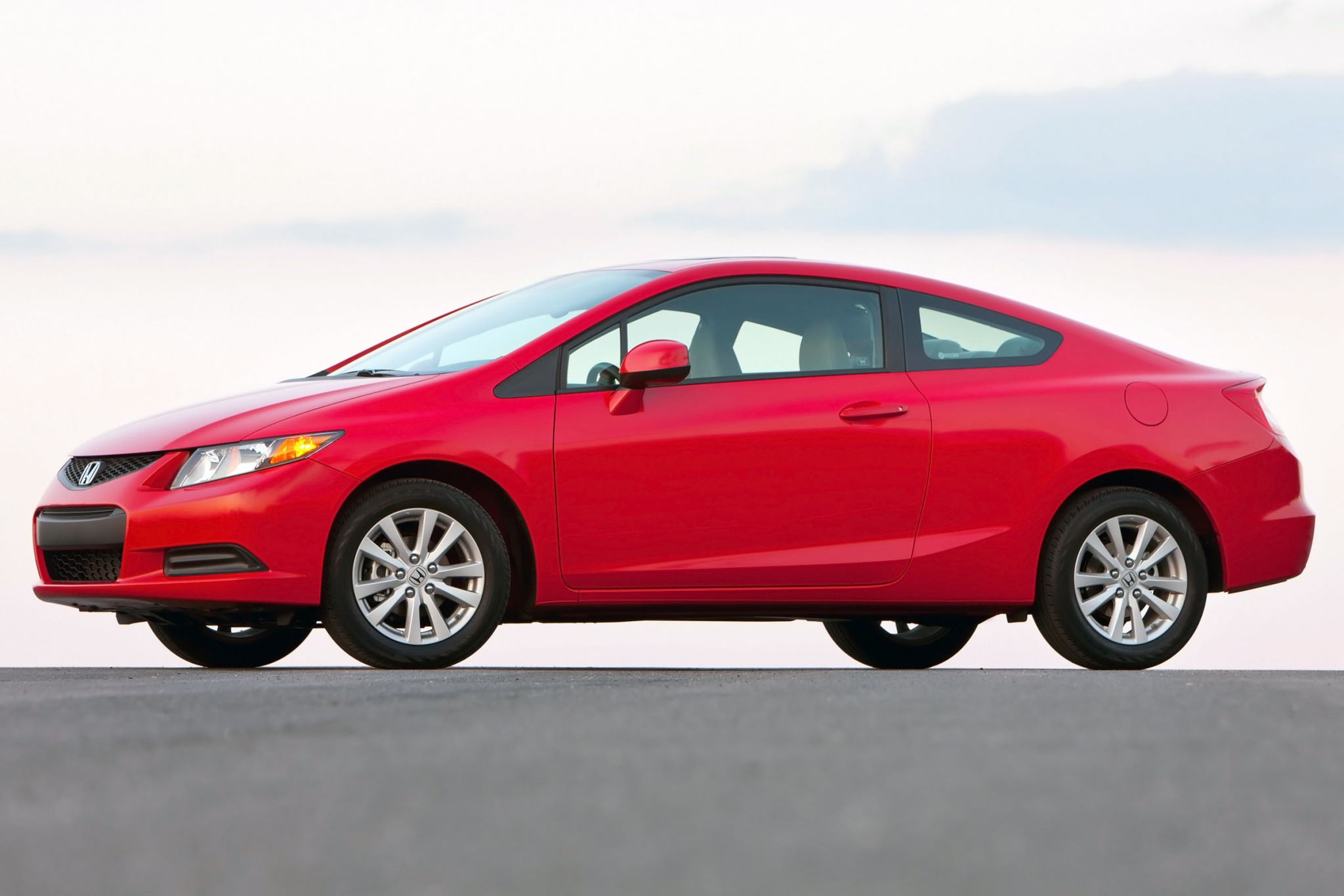 2012 Honda Civic Si Coupe exterior #1