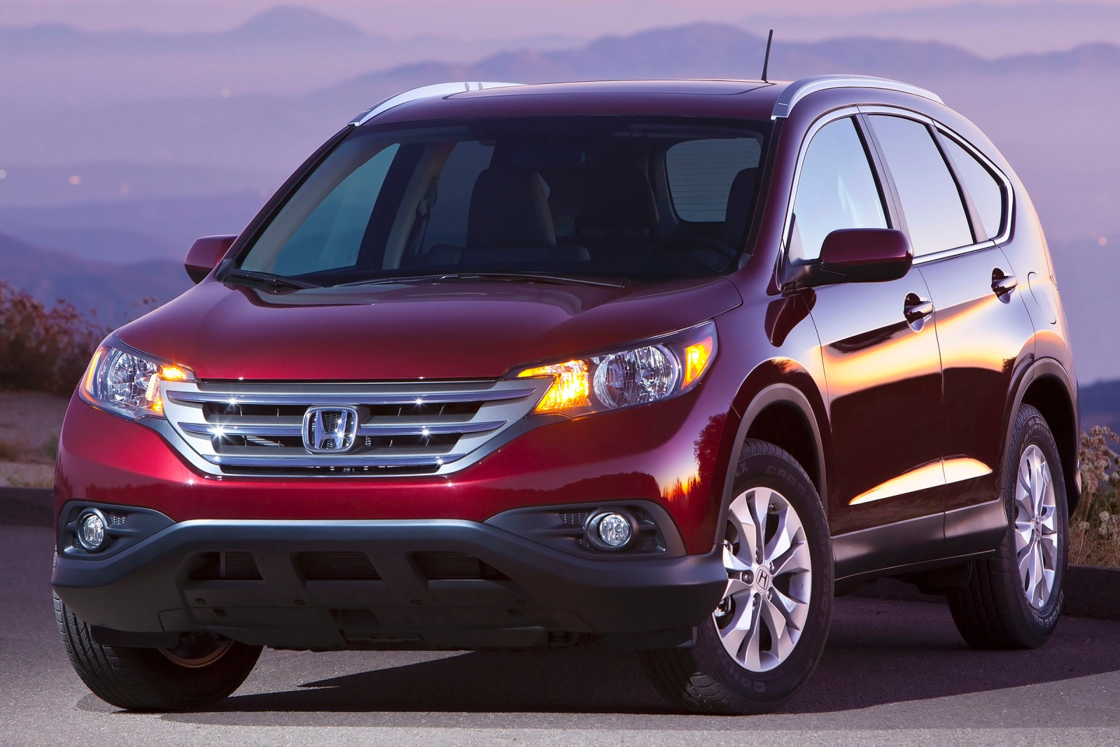 2012 Honda CR-V Headlamp  exterior #3
