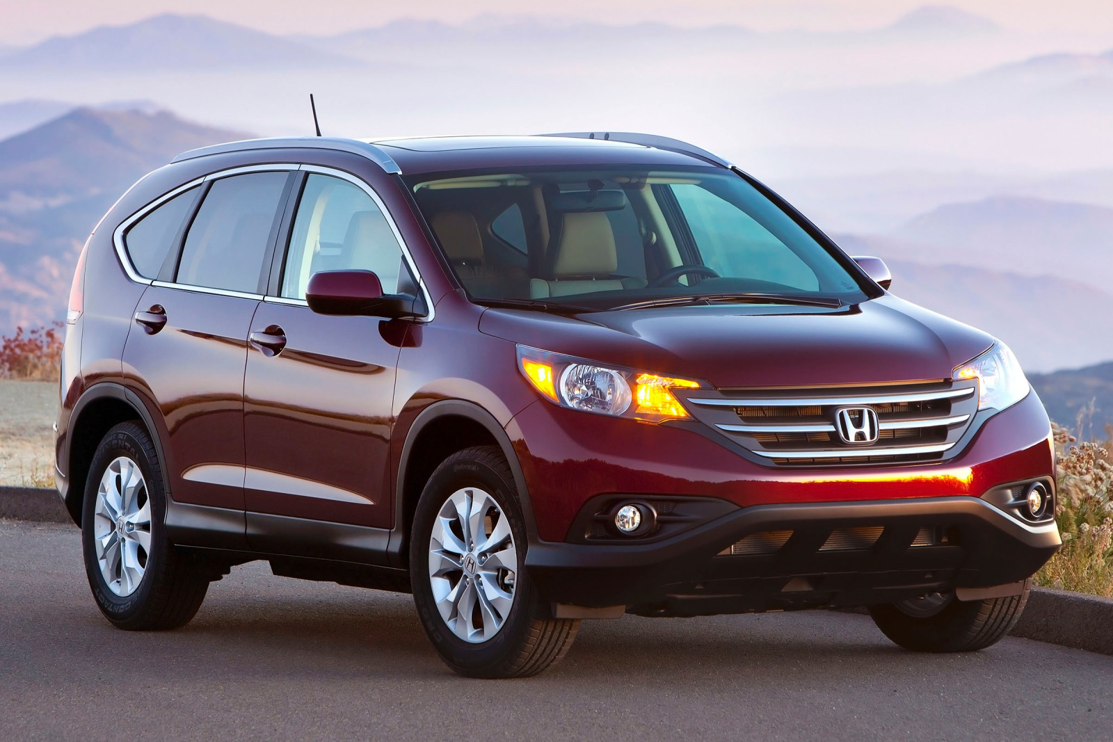 2012 Honda CR-V Headlamp  exterior #1