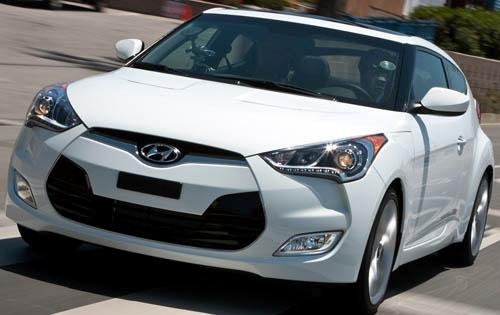 2012 Hyundai Veloster 3dr interior #3