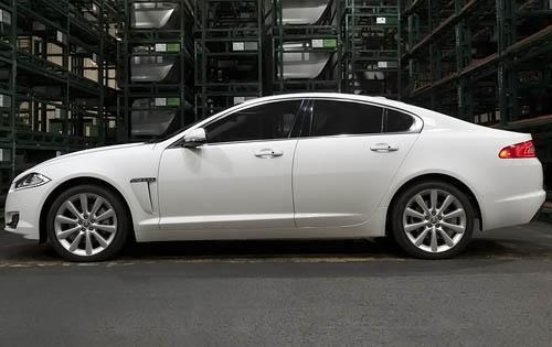 2012 Jaguar XF XFR Sedan  interior #9