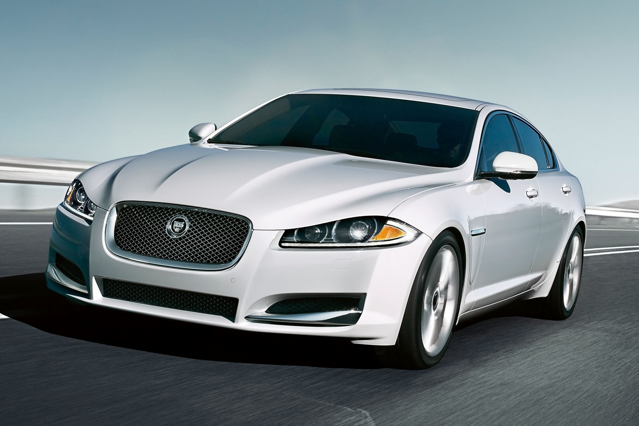 2012 Jaguar XF XFR Sedan  interior #2