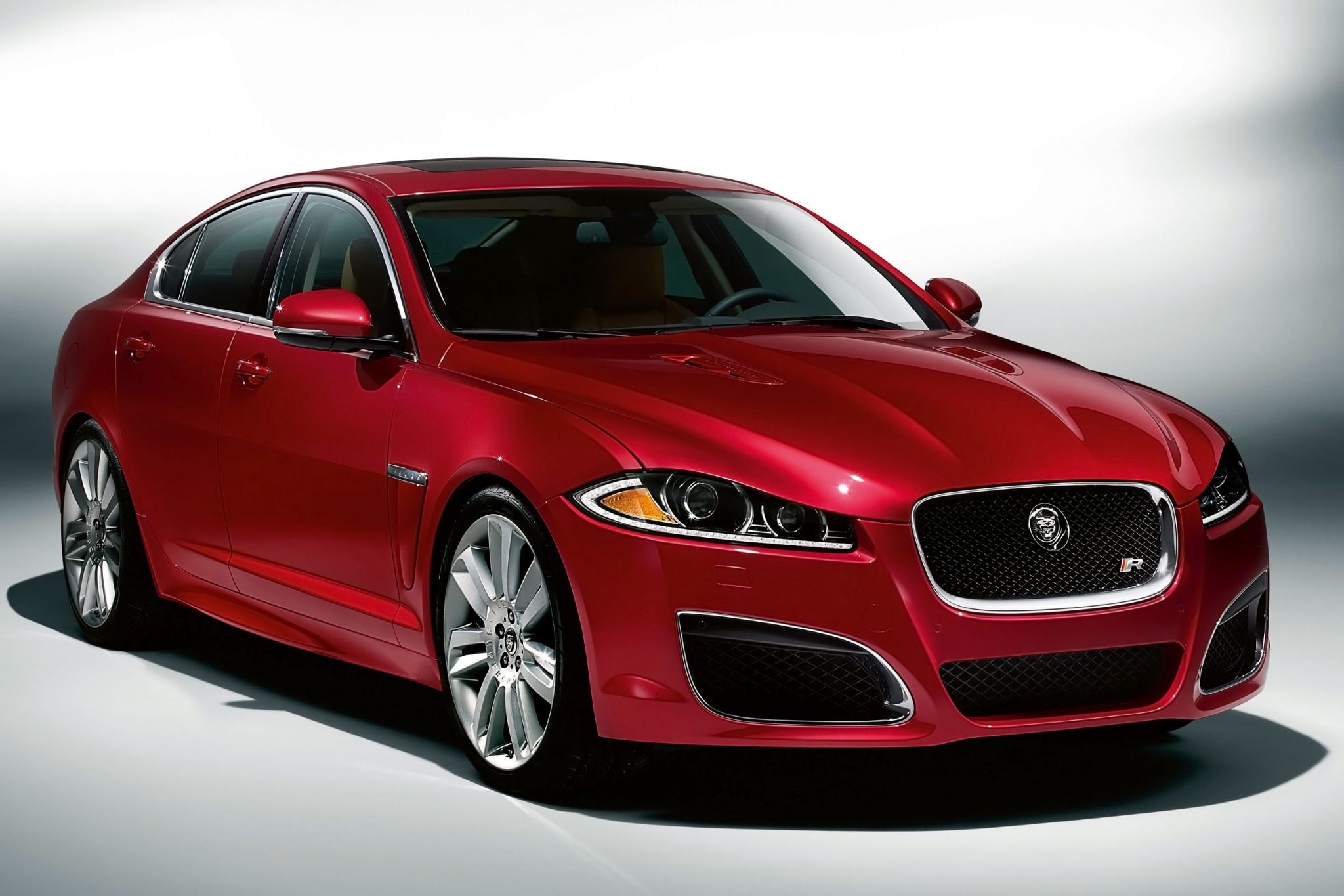 2012 Jaguar XF XFR Sedan  interior #3
