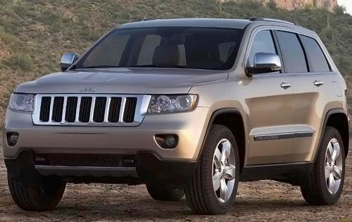 2012 Jeep Grand Cherokee  interior #3