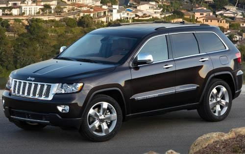 2012 Jeep Grand Cherokee  interior #6