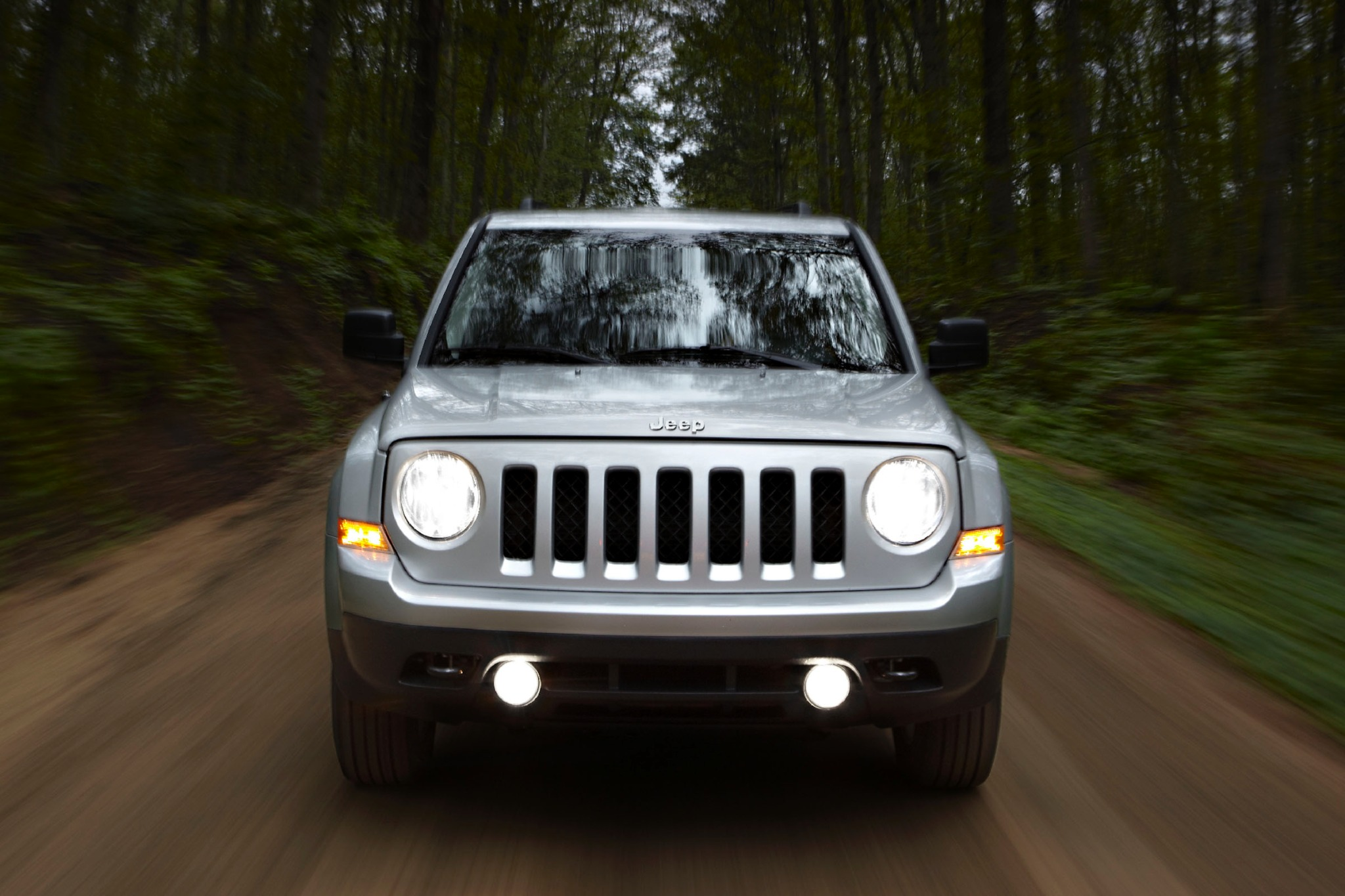 2012 Jeep Patriot Latitud interior #6