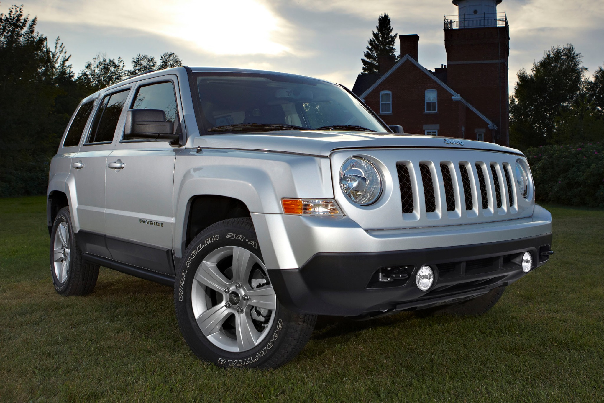 2012 Jeep Patriot Latitud interior #2
