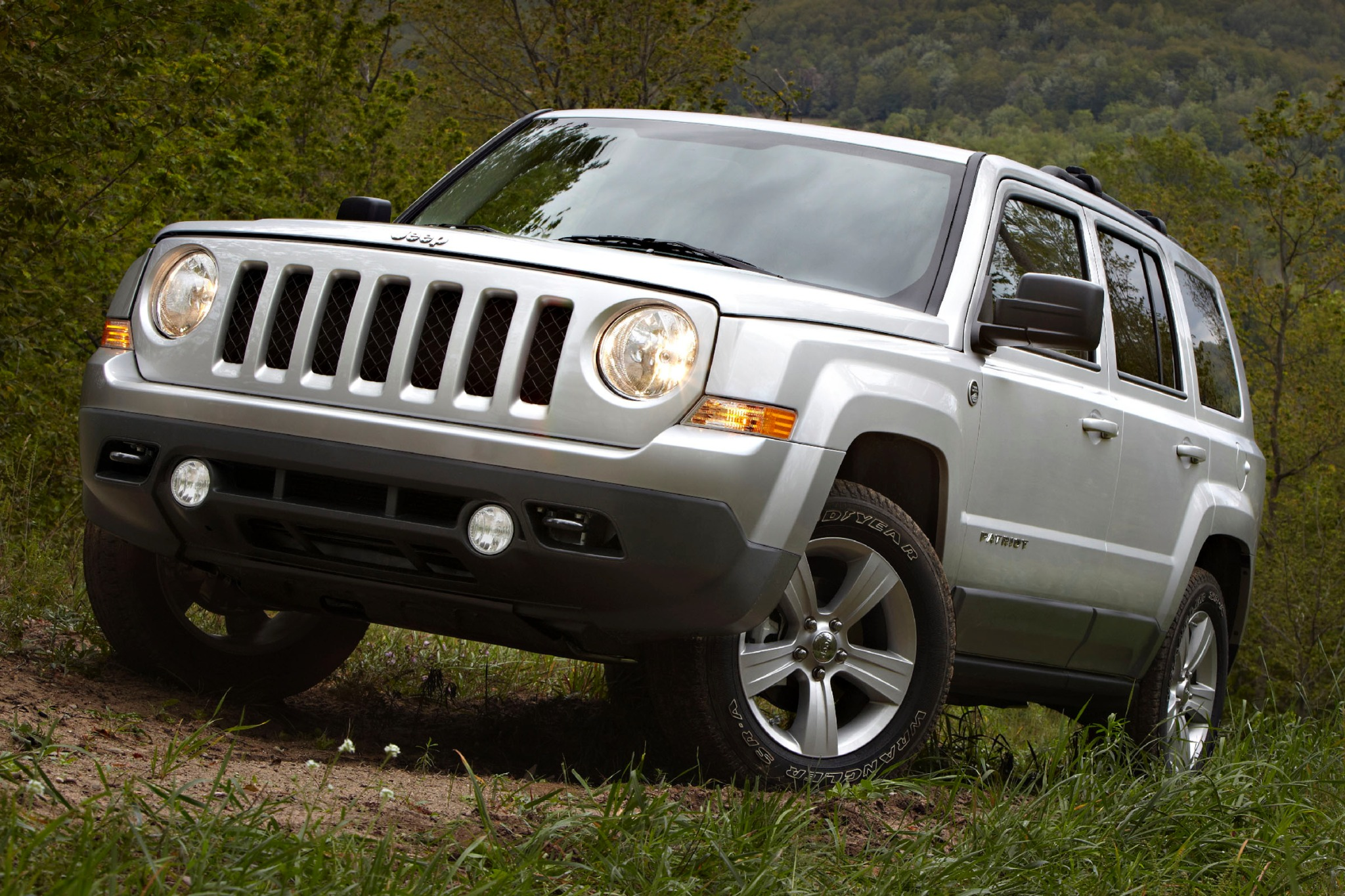 2012 Jeep Patriot Latitud interior #3