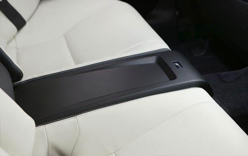 2012 Lexus IS F Tail Lamp exterior #7