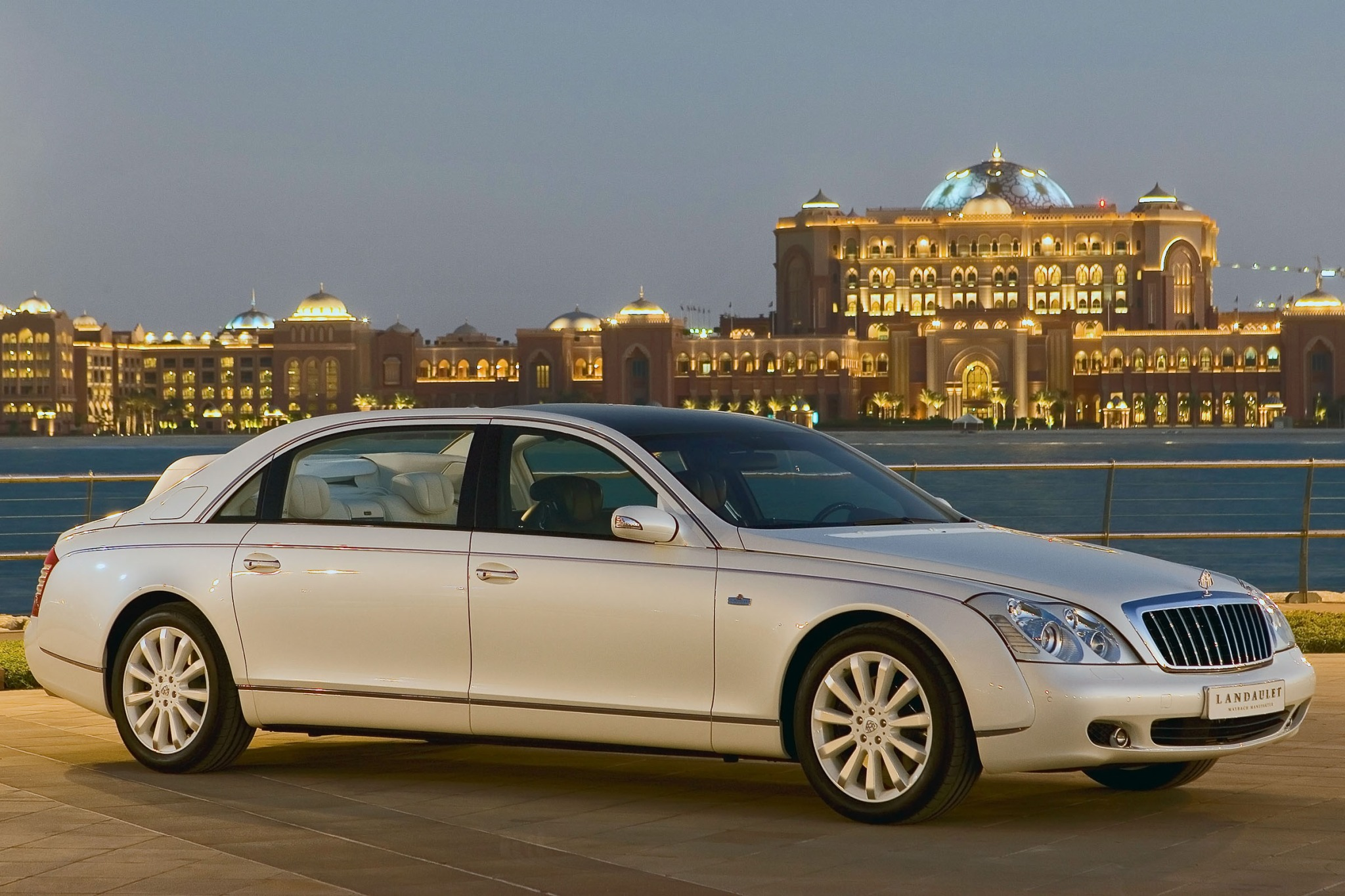 2012 Maybach Landaulet Co exterior #3