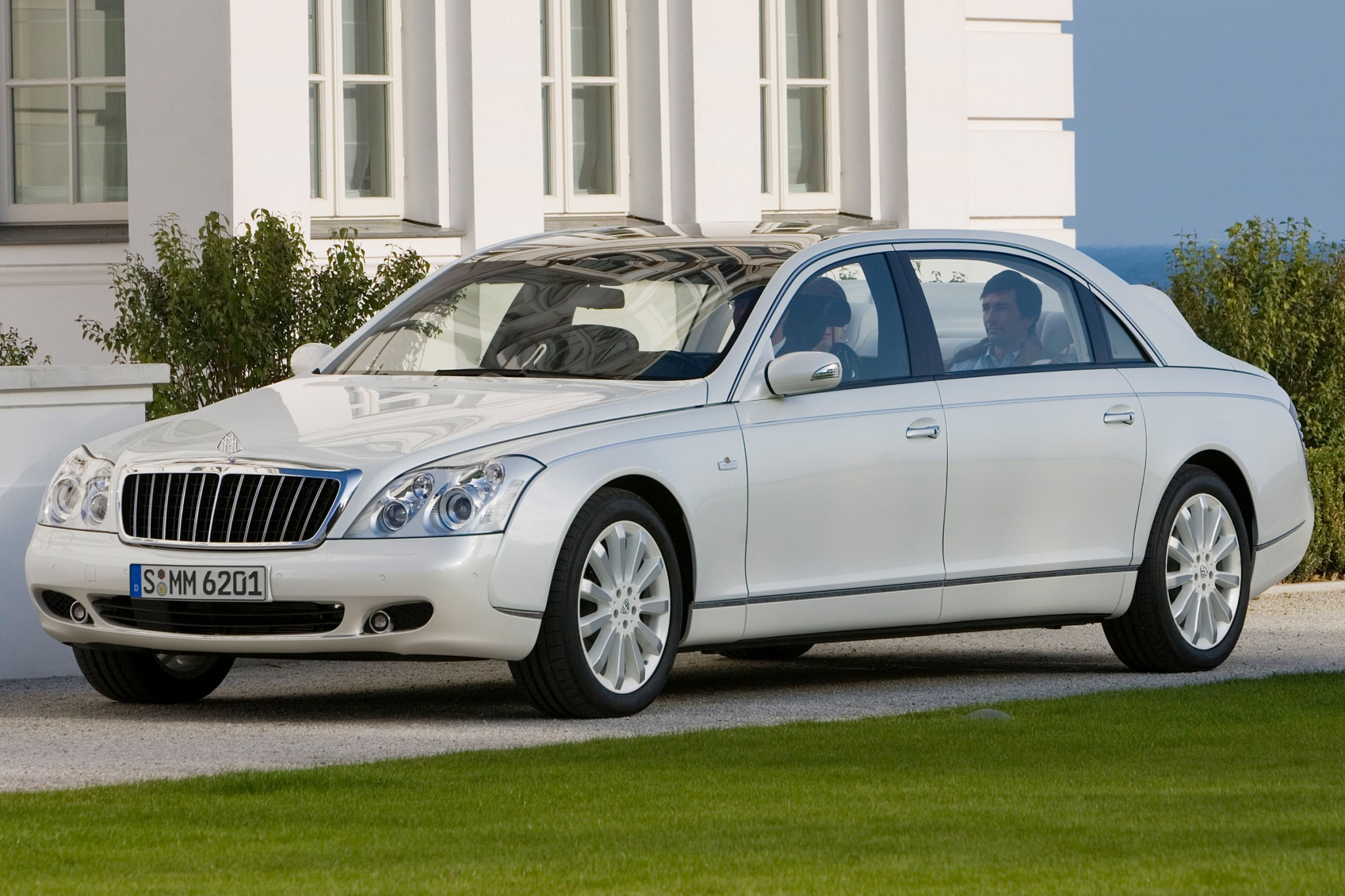 2012 Maybach Landaulet Co exterior #1