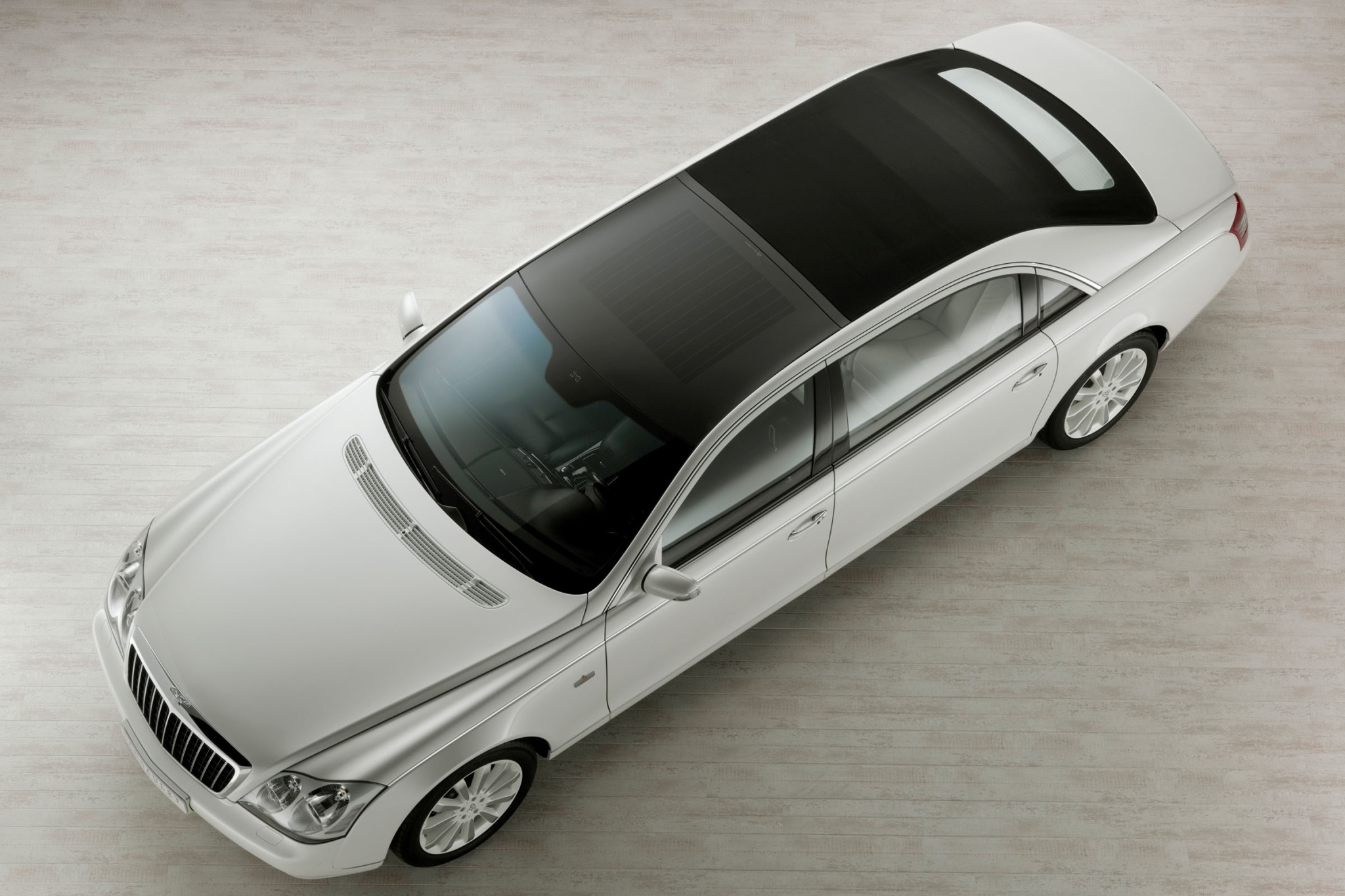 2012 Maybach Landaulet Co exterior #2
