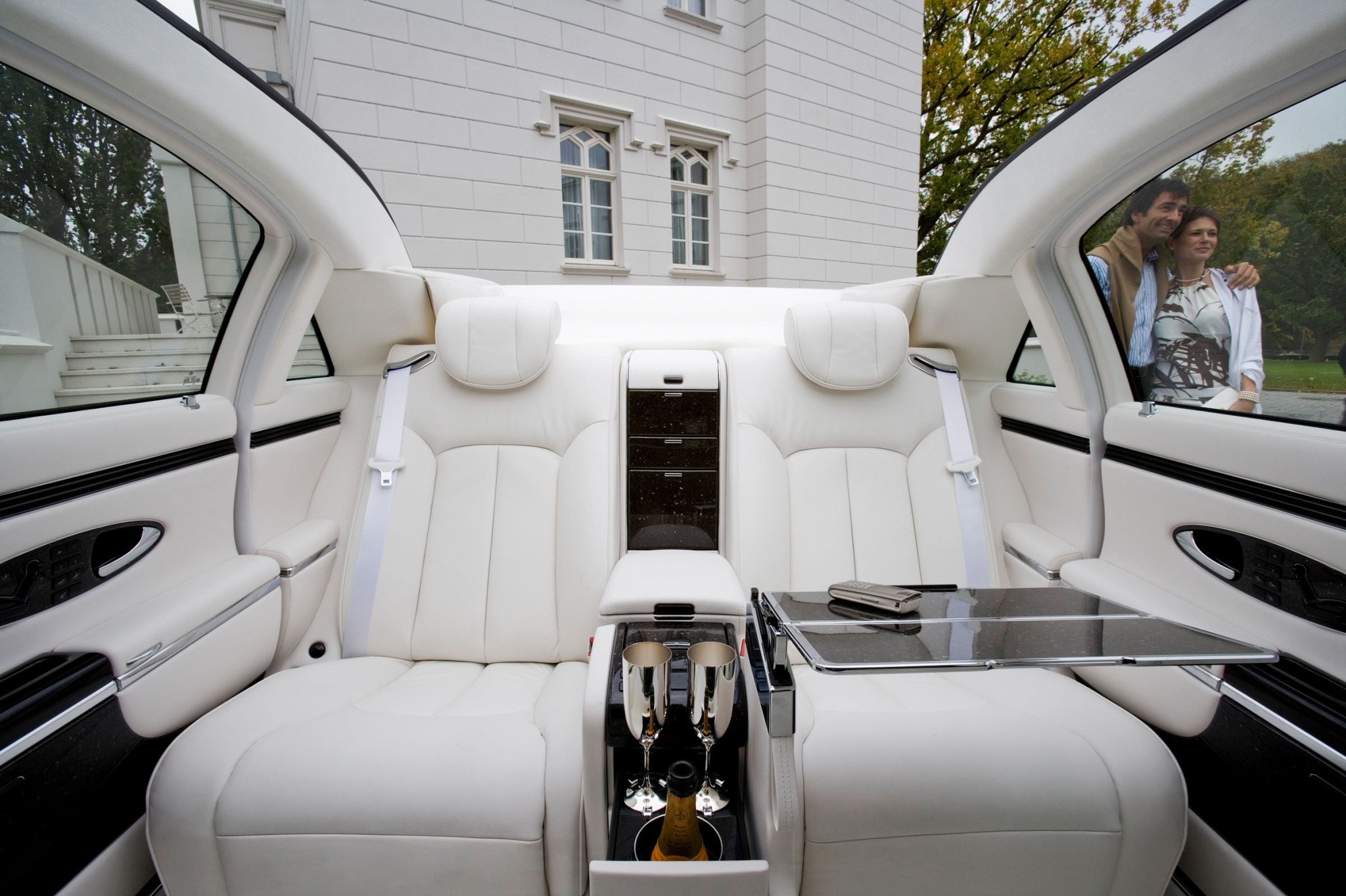2012 Maybach Landaulet Co exterior #9