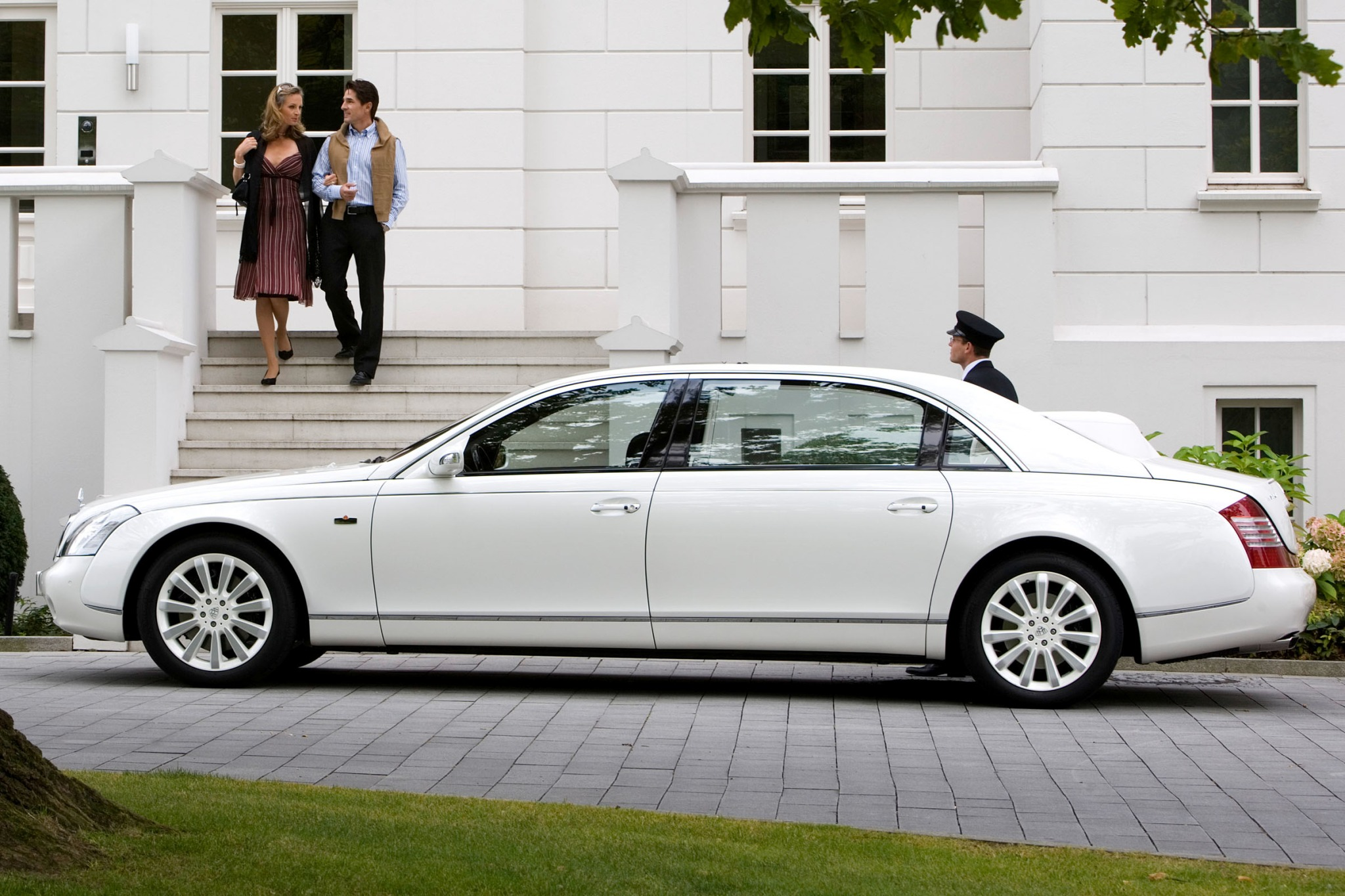 2012 Maybach Landaulet Co exterior #5
