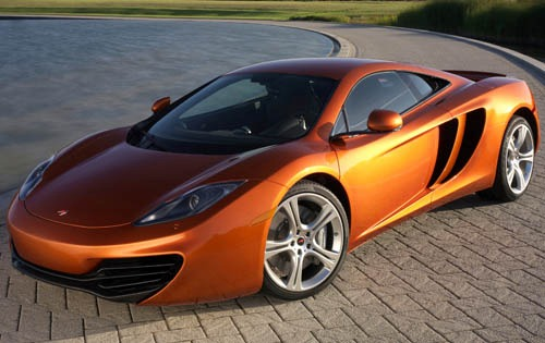 2012 McLaren MP4-12C Cent interior #4