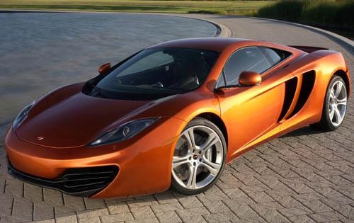 2012 McLaren MP4-12C Cent interior #1