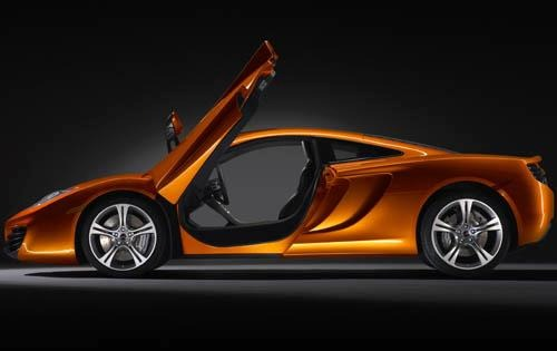 2012 McLaren MP4-12C Cent interior #5