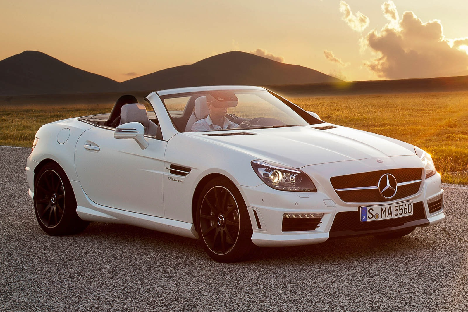 2012 Mercedes-Benz SLK-Cl interior #7