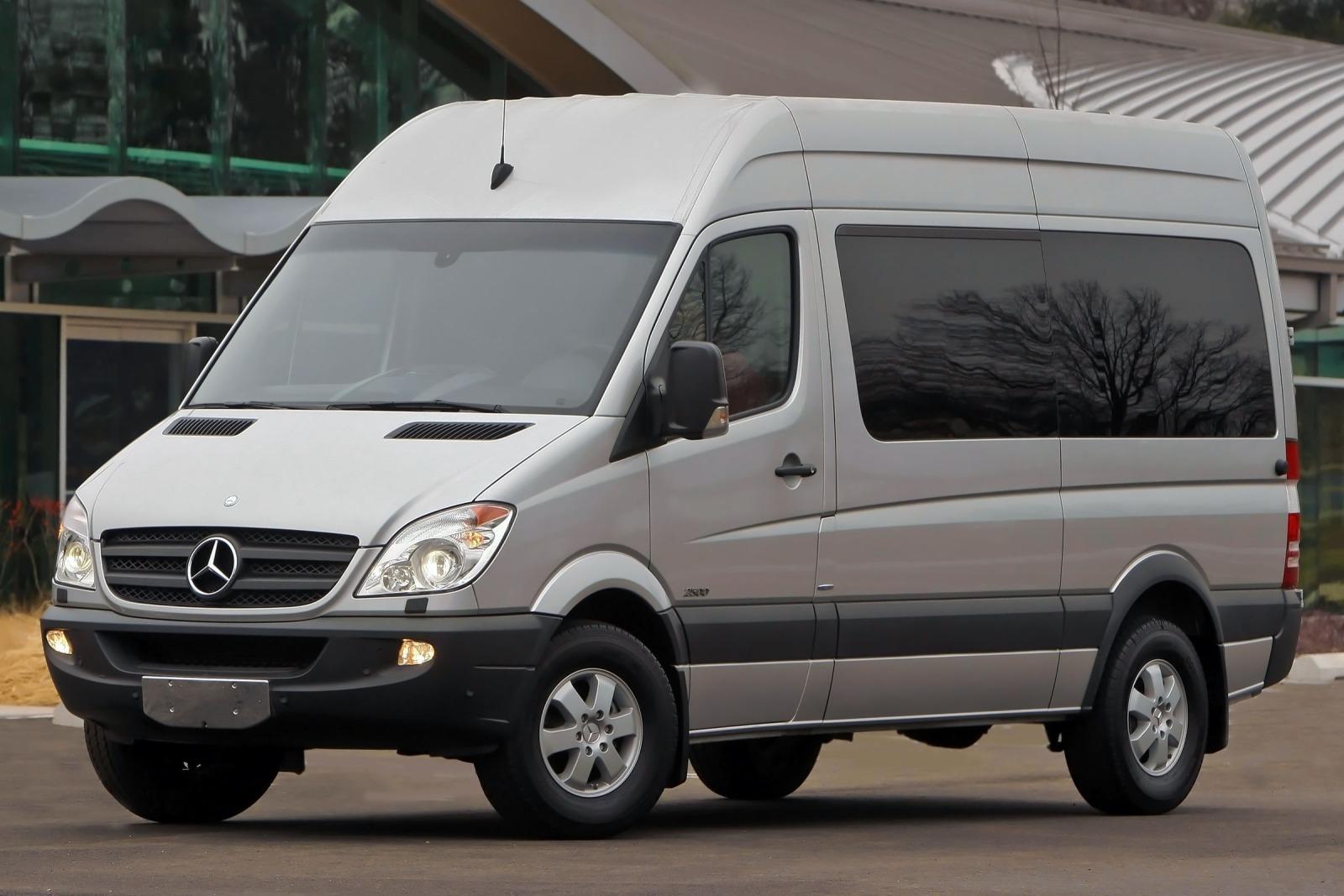 2012 Mercedes Benz Sprinter Image 7