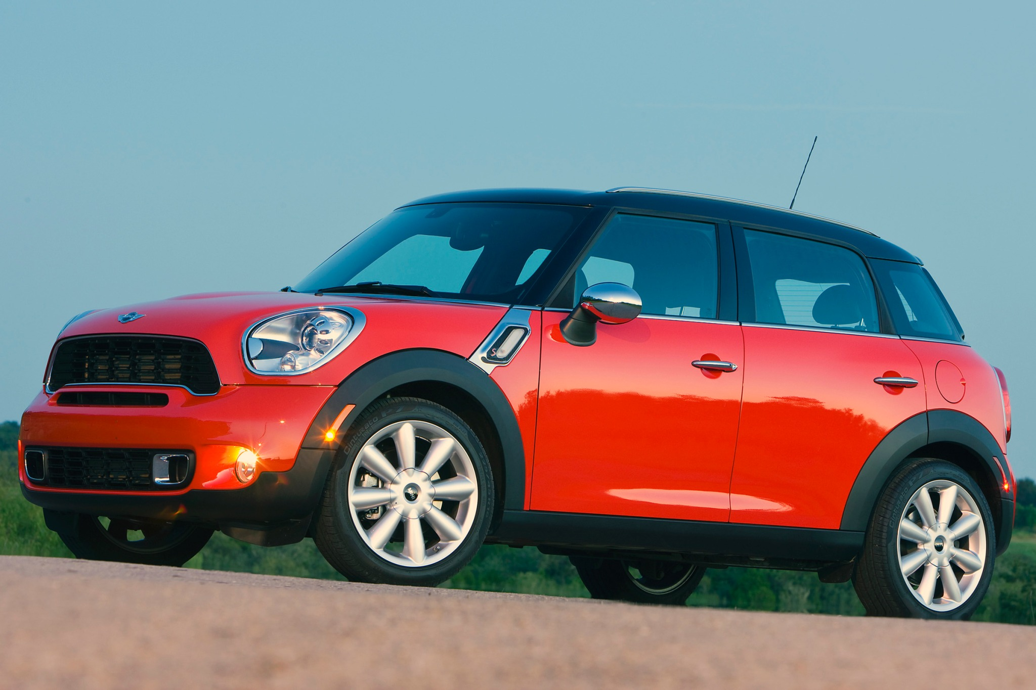 2012 MINI Cooper Countrym exterior #6