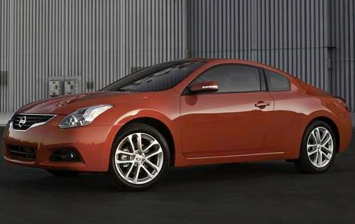 2012 Nissan Altima Front  exterior #3