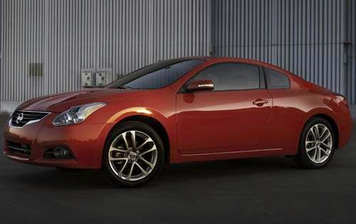 2012 Nissan Altima Front  exterior #4