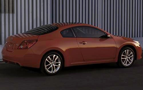 2012 Nissan Altima Front  exterior #8